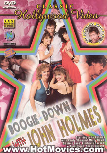 Boogie Down With John Holmes Box Cover