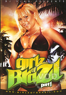 Girlz Of Brazil Part 1 Box Cover