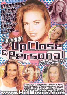Cheyenne - Up Close & Personal Box Cover