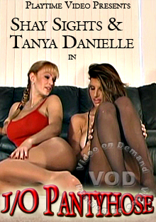 Shay Sights & Tanya Danielle J/O Pantyhose Box Cover
