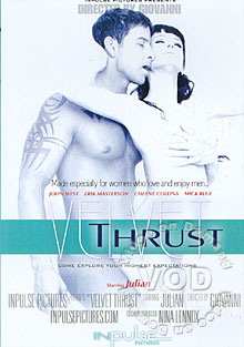 Velvet Thrust Box Cover