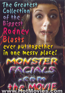Monster Facials.com The Movie Box Cover