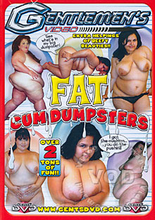 Fat Cum Dumpsters Box Cover