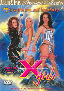 X-Girls Box Cover