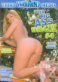 Miss Big Ass Brazil #4 Box Cover