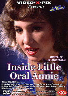 Inside Little Oral Annie Box Cover