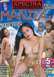 Manila Exposed 8 Box Cover