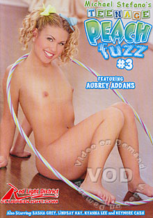 Teenage Peach Fuzz #3 Box Cover