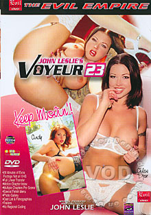 The Voyeur 23 Box Cover