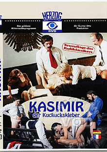 Kasimir Der Kuckuckskleber Box Cover