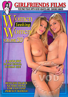 Women Seeking Women Volume 30 Box Cover
