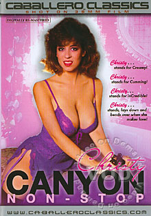 Christy Canyon: Non-Stop Box Cover