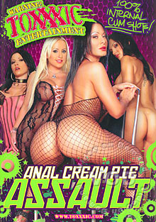 Anal Cream Pie Assault Box Cover