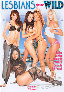 Lesbians Gone Wild Box Cover