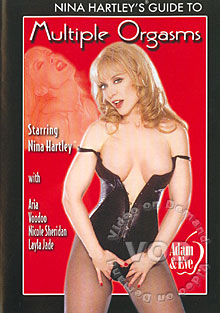 Nina Hartley's Guide To Multiple Orgasms Box Cover