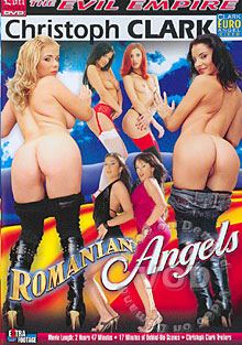 Romanian Angels Box Cover