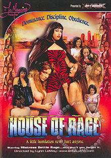 House Of Rage Box Cover