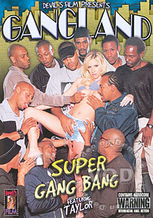 Gangland - Super Gang Bang Box Cover