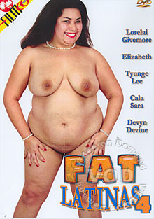 Fat Latinas 4 Box Cover