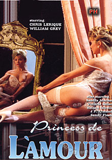 Princess De L'amour Box Cover