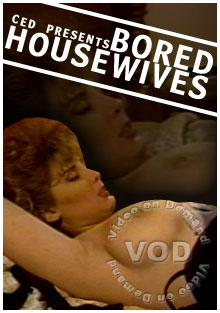 Bored Housewives Box Cover