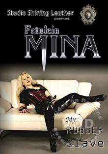 Fraulein Mina - My Rubber Slave Box Cover