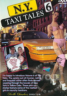 N.Y. Taxi Tales 6 Box Cover