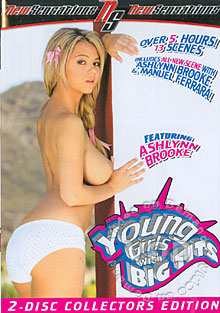 Young Girls With Big Tits Box Cover