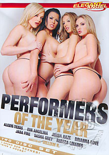 Performers Of The Year (Disc 1) Box Cover