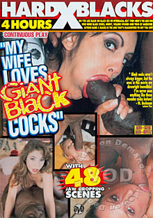 My Wife Loves Giant Black Cocks