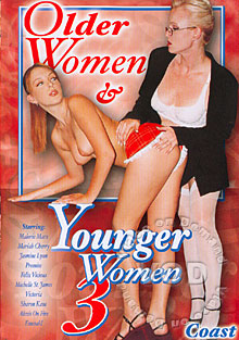 Older Women & Younger Women 3 Box Cover