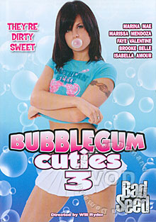 Bubblegum Cuties 3 Box Cover