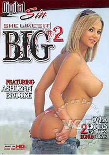She Likes It Big #2 Box Cover