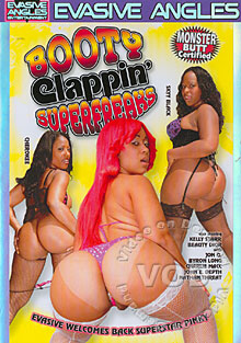 Booty Clappin' Superfreaks Box Cover