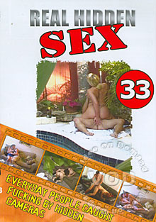 Real Hidden Sex 33