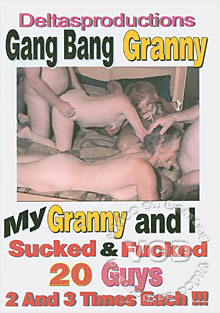 Gang Bang Granny Box Cover
