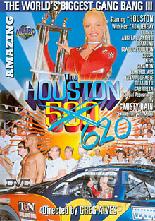 Houston 620 - The World's Biggest Gang Bang III Box Cover