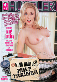 Nina Hartley: MILF Trainer Box Cover