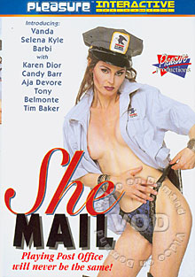 She Mail Box Cover