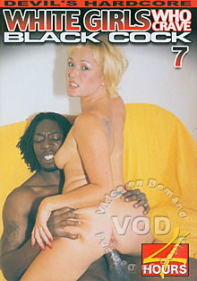 White Girls Who Crave Black Cock 7 Box Cover
