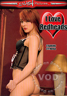 I Love Redheads Box Cover