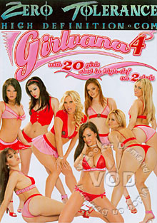 Girlvana 4 (Disc 1) Box Cover
