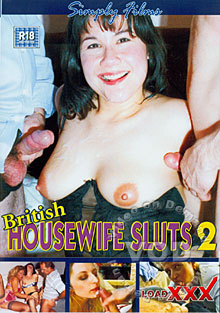 British Housewife Sluts 2 Box Cover