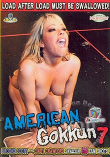 American Gokkun 7 Box Cover
