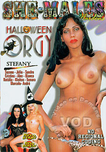 Halloween Orgy Box Cover