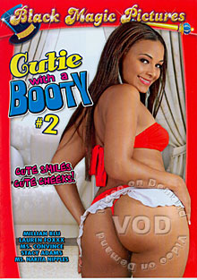 Cutie WIth A Booty #2 Box Cover
