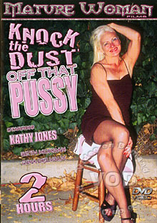 Knock The Dust Off That Pussy Box Cover