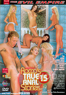 Rocco's True Anal Stories 15