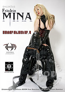 Fraulein Mina - Rubber Object 4 Box Cover