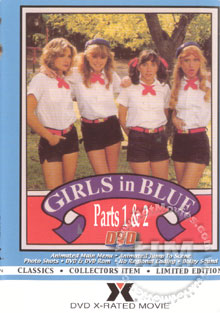 Girls In Blue Part 2 Box Cover